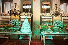 Casamento com Festão