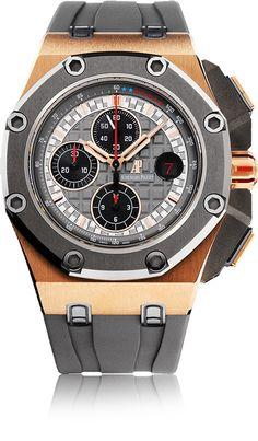 KSK LUXURY Connoisseur || DSH || Audemars Piguet Royal Oak Offshore Chronograph Michael Schumacher