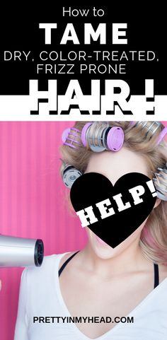 Do you have fine hair that is also color-treated and dry? This can be a tough c. Do you have fine Beauty Routine Planner, Beauty Routines, Beauty Tips For Teens, Beauty Tips For Skin, Hair Care Routine, Hair Care Tips, Blonde Color, Hair Color, Beauty Hacks Nails