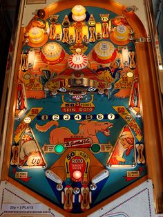 Gottlieb Classic Pinball Machines | Williams Pinball | Bally ...