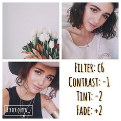 Instagram media by filter.queen_ - ☀️ warm filter ☀️ - ✺looks best with: selfies! - ✺you guys I need followers like for real