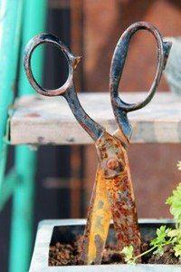 Hem - Qreate by Maliin Stoor - Iron Rust, Rust Never Sleeps, Vintage Scissors, Peeling Paint, Rustic Blue, Rusty Metal, Flea Market Finds, Citronella, Everyday Objects