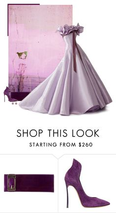"""""""purple #2"""" by divacrafts ❤ liked on Polyvore featuring Gucci, Casadei and Original"""