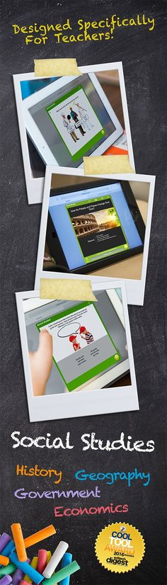MobyMax Social Studies provides engaging, interactive lessons on geography, economics, civics, and history. MobyMax is a FREE, complete curriculum for all K-8 subjects and specifically designed for teachers.
