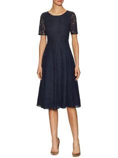 Celine Lace Flare Dress  by L.K.Bennett at Gilt