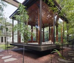Tea House / David Jameson Architect