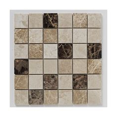 Mosaic Rock Tile 305mm x 305mm - 1 sheet
