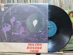 milton banana trio garota ipanema  bossa nova  lp odeon 1965