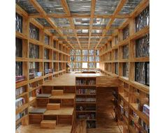 65 New-Age Libraries - From LED-Lit Libraries to Book-Lending Trucks (TOPLIST)