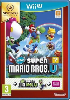 New Super Mario Bros. U/New Super Luigi U rumored for Switch: New Super Mario Bros. U/New Super Luigi U rumored for Switch: Nintendo 2ds, Nintendo Switch, Nintendo Wii U Games, Wii Games, Xbox One Games, Super Luigi, Super Mario Bros Games, Super Mario 3d, Super Mario Brothers