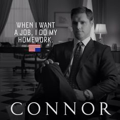 House of Cards - Connor