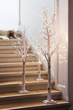 Freja Entegre Aydınlatmalı LED Ağaç (70cm)
