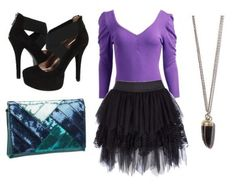 Fashion Inspiration: Disney Villains – Maleficent | College Fashion