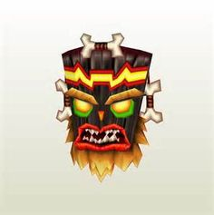 crash bandicoot mask original - Ecosia
