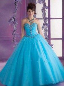 Suknie balowe Serduszko do podłogi Tiul Sukienki studniówkowe  #SP5263