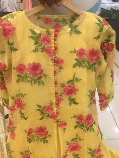 Best 12 Stylish kurta designs to try this season – ArtsyCraftsyDad Salwar Kameez Neck Designs, Churidar Designs, Kurta Neck Design, Latest Kurta Designs, Kurta Designs Women, Blouse Designs, Latest Kurti, Sleeves Designs For Dresses, Neck Designs For Suits