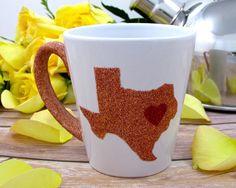 State of Glam Glittered Mug