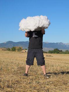 Sesión de fotos con nube DIY. Shooting with a DIY cloud   Blog www.micasaencualquierparte.com