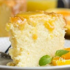 Scratch-made Orange Zest Pound Cake with Orange Curd is buttery and soft with a light citrus flavor. The Orange Curd is luscious, sweet, slightly tart, and adds just enough zing to the cake. This recipe combo is dessert heaven. Lemon Cream Cheese Pound Cake Recipe, Sour Cream Pound Cake, Cupcakes, Cupcake Cakes, Cupcake Ideas, Million Dollar Pound Cake, Pumpkin Pound Cake, Carrot Cake, Pound Cake Recipes
