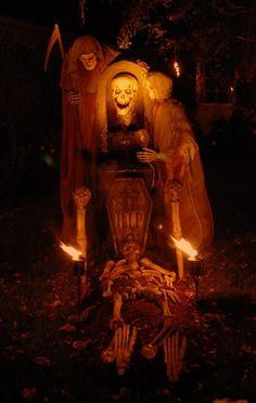 Reaper graveyard halloween halloween pictures halloween images halloween ideas grim reaper death reaper