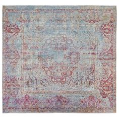 Love this one #onerugonelove  goes perfect with my room  Courtesy ABC Carpet & Home