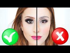 Assista esta dica sobre ERROS X ACERTOS Piores Erros em Maquiagem! e muitas outras dicas de maquiagem no nosso vlog Dicas de Maquiagem.