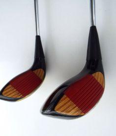 Vintage Ping Eye Drivers - Ping Eye And Ping Eye 2 Karsten Heel Toe Balance Lot Vintage Golf, St Kitts, Trinidad And Tobago, Toe, Classic Golf