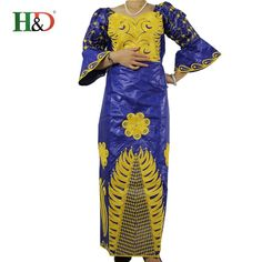 2ab930a3102a5 2016 Afryki Mody Projektuje Dashiki tradycyjne Maxi Sukienka Tkaniny Afryki  Bazin Riche lady Suknie Dla Bold