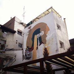 Photo by @festivalasalto - #agostinoiacurci avanza a buen ritmo!