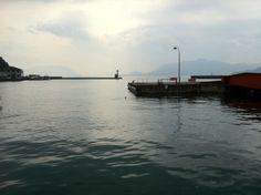 忠海港 in 広島県
