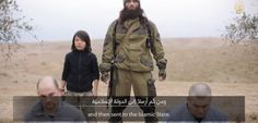 {  KAZAKH CHILD SOLDIER EXECUTES 'RUSSIAN SPIES' IN ISLAMIC STATE VIDEO  }  #ForeignPolicy  ''In a video released today by the Islamic State, two men described as Russian agents are executed by a long-haired boy who calmly shoots the men in the back of the head with a handgun.''......   http://foreignpolicy.com/2015/01/13/kazakh-child-soldier-executes-russian-spies-in-islamic-state-video/?utm_content=buffer3d666&utm_medium=social&utm_source=facebook.com&utm_campaign=buffer