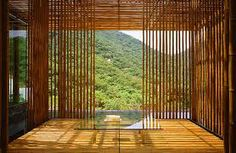 Swooon- dream meditation room.