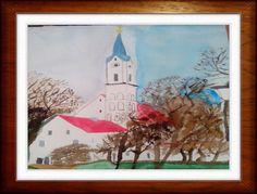 Kirche in Ergolding Landkreis Landshut