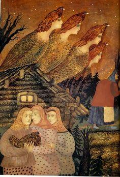 Artodyssey: Vera Pavlova - Вера Павлова