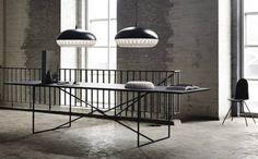LightYears - Aeon Rocket Pendant - Morten Voss