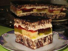 Sweet Recipes, Cake Recipes, Cinnamon Roll Pancakes, Tasty, Yummy Food, Polish Recipes, Pastry Cake, Pumpkin Cheesecake, Food Cakes