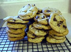 PW's Good Ol' Basic Chocolate Chip Cookies   Recipe   Chip Cookies ...