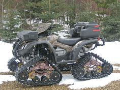 2013 Mattracks ATV. UTV, and Side-x-Side Track Systems for All Terrain Types review | ATV Illustrated