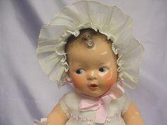 Vintage Arranbee R B My Dream Baby Composition Doll Adorable