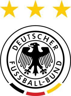 Deutscher Fussball-Bund - Historic, now they have a 4th star.