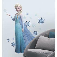 Frozen Muurstickers Elsa (RoomMates)