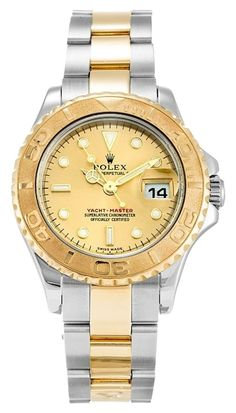ROLEX YACHT-MASTER 169623 STAINLESS STEEL & 18K GOLD LADIES WATCH. Get the lowest price on ROLEX YACHT-MASTER 169623 STAINLESS STEEL & 18K GOLD LADIES WATCH and other fabulous designer clothing and accessories! Shop Tradesy now