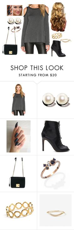 """""""Bez tytułu #16791"""" by sophies18 ❤ liked on Polyvore featuring Bailey 44, Vince Camuto, Michael Kors and Pernille Corydon"""