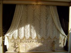 Hanging Curtains, Drapes Curtains, Drapery, Window Treatments, Canopy, Blinds, Sweet Home, Windows, Interior