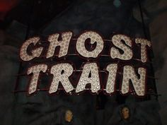 The Ghost Train @ Coral Island