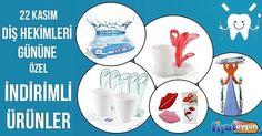 #22kasım #DünyaDişhekimleriGünü #KutluOlsun Bugüne özel indirimli ürünlerimizi görmek için www.fiyatuygun.com'a bekleriz