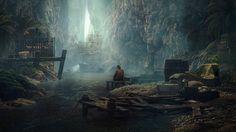 Hideaway by Alberto Trujillo | Fantasy | 3D | CGSociety