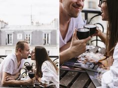 http://dreameyestudio.pl/  #dreameyestudio #paris #wine #love #romantic #smile