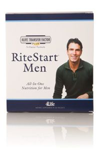 RiteStart® - Men : The only multivitamin & mineral product for enhancing men's health  with Transfer Factor which is the best immunity support!Welcome to click the product picture  link above  shopping it online!