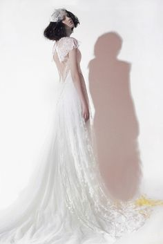 Romantic & ethereal beauty- 2014 bridal pre-collection
